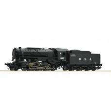 """Roco 78153 Dampflokomotive S 160, USATC """"US. Zone Österreich"""""""