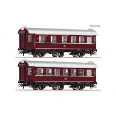 Roco 74124  2-tlg. Set: Umbauwagen, DB