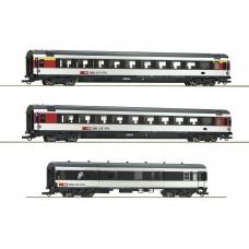 "Roco 74082 - 3-tlg. Set 2: ""Gotthard-Panorama Express"", SBB"