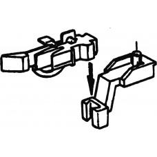 Roco 40281 Kurzkupplungsköpfe für Fleischmann-Modelle