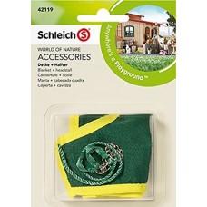 Schleich 42119 Decke + Halfter