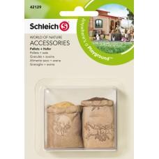 Schleich 42129 Pellets + Hafer