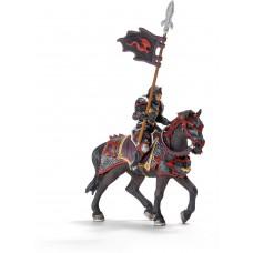 Schleich 70102 Drachenritter zu Pferd mit Lanze