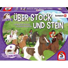Schleich 40586 Über Stock und Stein, Schmidt Spiele