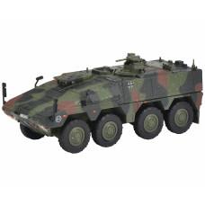 Schuco 452652400 Boxer Transportpanzer BW 1:87