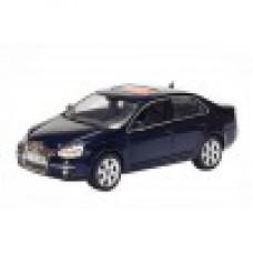 Schuco 04732 VW Jetta shadow-blue metallic