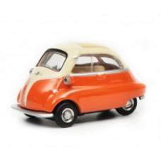 Schuco 452016500 BMW Isetta, beige/orange