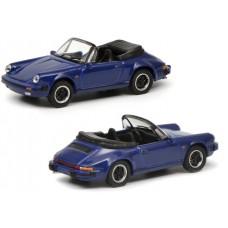Schuco 452635200 Porsche 911 3.2 Cabriolet