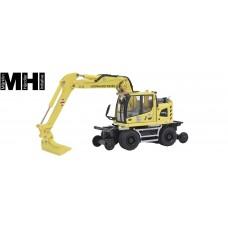 Schuco 452646900 Liebherr Mobilbagger A922 Rail Zweiwegebagger