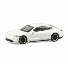 Schuco 452655800 Porsche Taycan, weiß