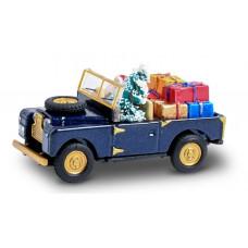 Schuco 452656100 Land Rover Weihnachten 2020, mhi
