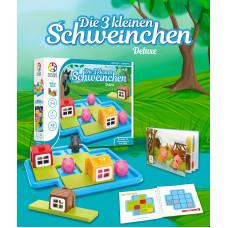Smart Games 518945 Die 3 kleinen Schweinchen