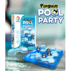 Smart Games 519010 Pinguin Pool Party
