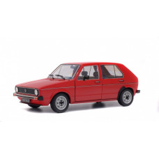 Solido 001918 VW Golf L, rot