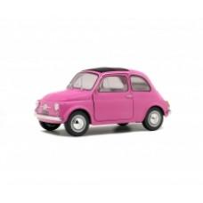 Solido 002304 Fiat 500 L, pink, 1969