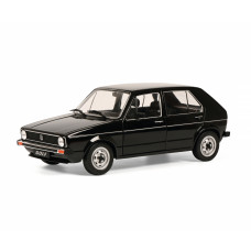 Solido 185730 VW Golf L schwarz 1:18