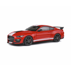Solido 186000 Ford Mustang Shelby rot 1:18