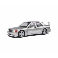 Solido 187400  Mercedes-Benz 190E silber 1:18