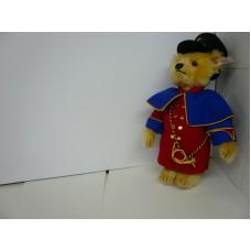 Steiff 3 Heinrich der Hannoversche Postillion-Teddybär