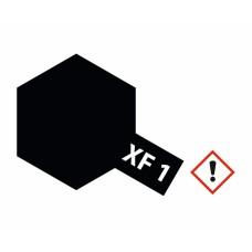 Tamiya 81301 XF-1 Schwarz matt 23ml