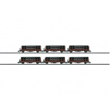 Minitrix 15410-06 Rungenwagen