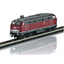Minitrix 16210 Diesellokomotive Baureihe 210