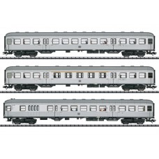 "Trix 23495 Personenwagen-Set ""Silberlinge"""