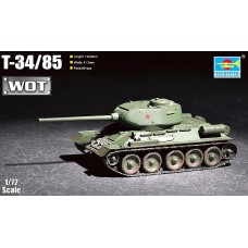 Trumpeter 757167 T-34/85 1/72