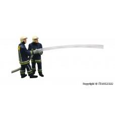 Viessmann 1542 H0 Feuerwehrmänner beim Löschangriff