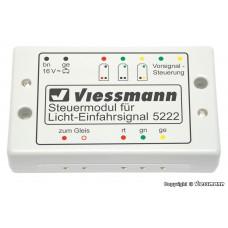 Viessmann 5222 Steuermodul für Licht-Einfahrsignal