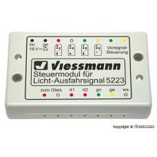 Viessmann 5223 Steuermodul für Licht-Ausfahrsignale