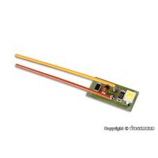 Viessmann 6007 Hausbeleuchtung mit 1 LED gelb