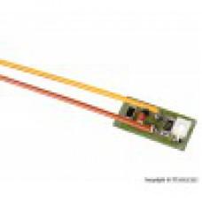 Viessmann 6008 Hausbeleuchtung mit 1 LED, weiß