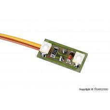 Viessmann 6018 Hausbeleuchtung, 2 LEDs weiß