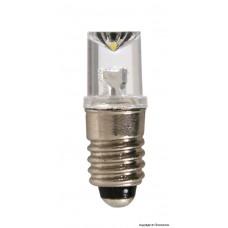 Viessmann 6019 LED-Leuchte weiß mit Gewindefassung E 5,5