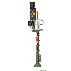 Viessmann 4046 H0 Ks-Mehrabschnittssignal als Ausfahrsignal mit Multiplex-Technologie
