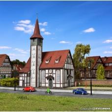 Vollmer 43768 Fachwerkkirche Altbach