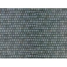 Vollmer 46041 Mauerplatte Pflasterstein HO