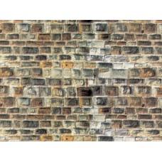 Vollmer 46045 Mauerplatte Sandstein, hellgrau