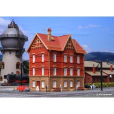Vollmer 47640 N Eisenbahner-Wohnhaus