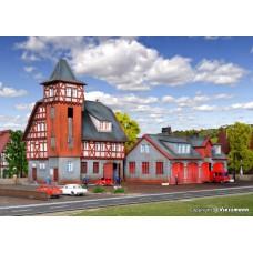 Vollmer 47780 Feuerwehrstützpunkt, fünfständig, N