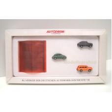 Wiking 099084 VW, Klassiker der Deutschen Automobilgeschichte V