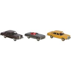 Wiking 099087 Set: Klassische Automobile VIII MB