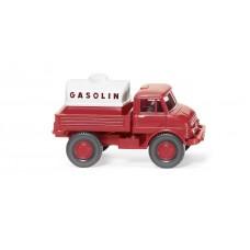 """Wiking 037109 Unimog U 406 """"Gasolin"""""""