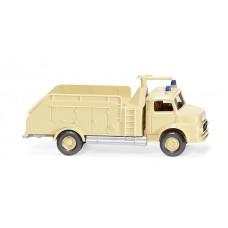 Wiking 060605 Feuerwehr - Tanklöschfahrzeug (MB)