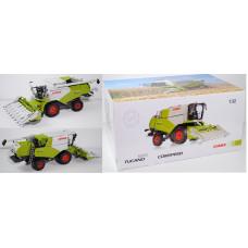 Wiking 077818 Claas Tucano 570 mit Conspeed 8-75 Maisvorsatz