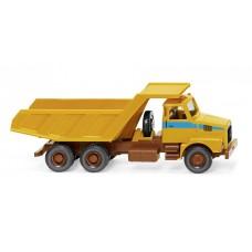Wiking 067106 Muldenkipper (Volvo N10) - maisgelb