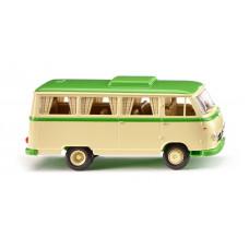 Wiking 027044 Borgward Campingbus B611 - elfenbeinbeige/ge