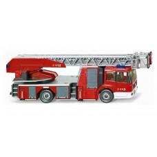 Wiking 062704 Feuerwehr - Metz DL 32 (MB Econic)