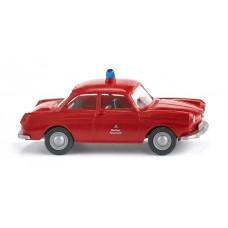Wiking 086145 Feuerwehr - VW 1600 Limousine